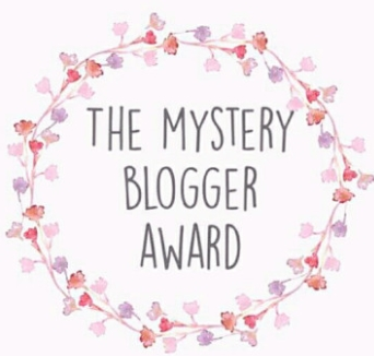 Mystery Blogger Award 2017