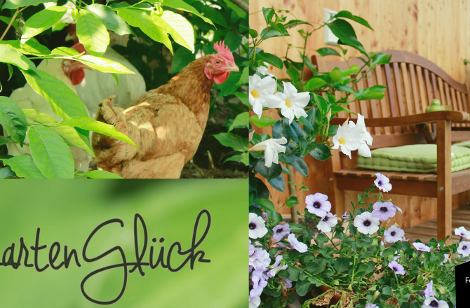 Garteneuphorie stellt vor: Gartenglückblog – Naturnaher Garten in Tirol