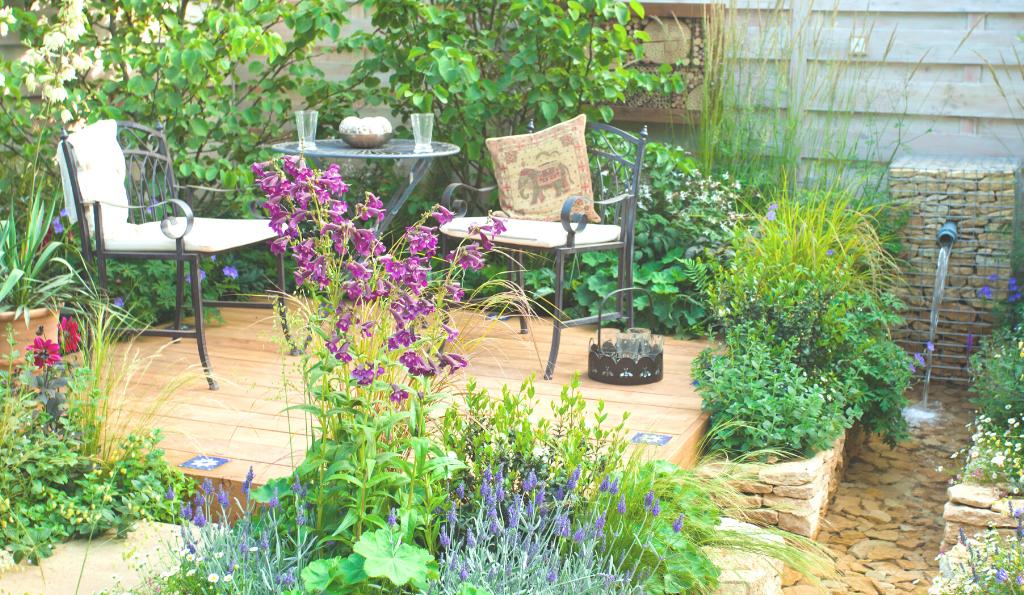 Kleiner Garten ganz groß – Die 10 besten Tipps zur Gestaltung kleiner Gärten