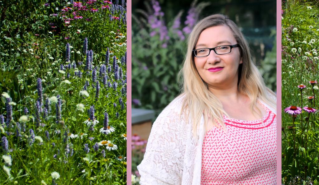 Garteneuphorie stellt vor: Wildes Gartenherz